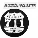 711 - CLASSIC WHITE